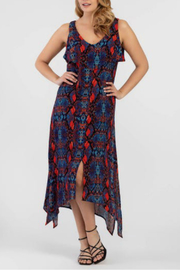 Tribal Maxi Dress - Product Mini Image