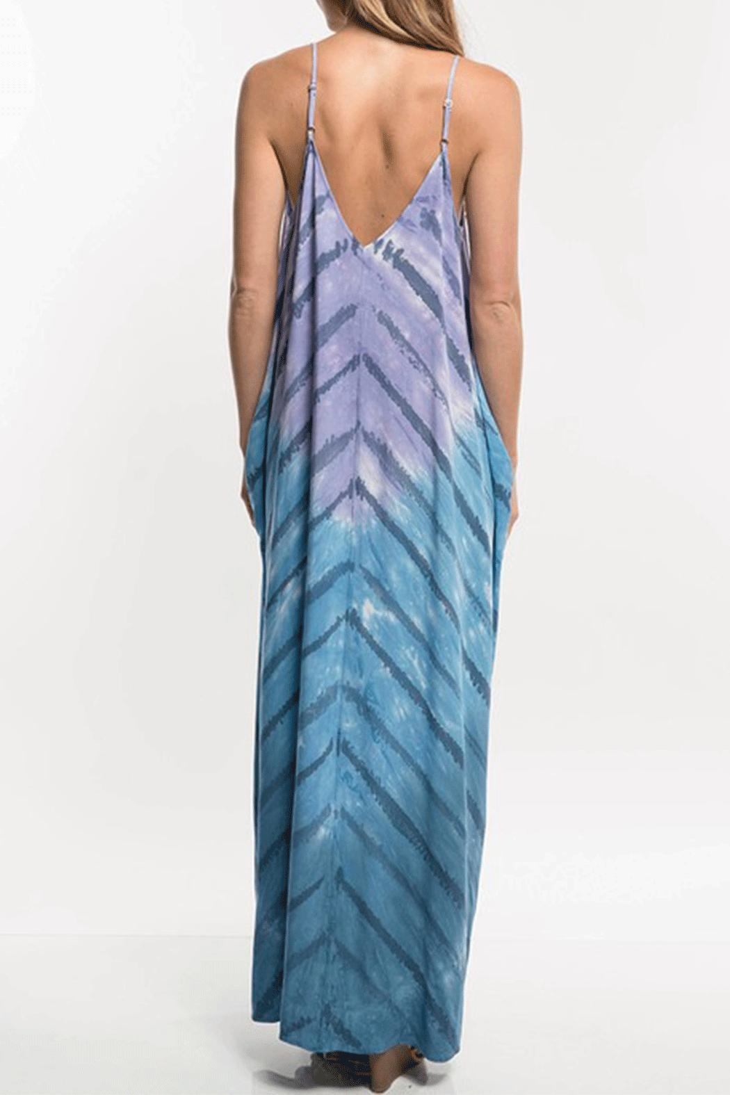 Ambiance Maxi Dress W/pockets - Front Full Image