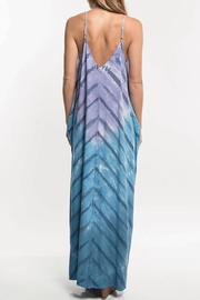 Ambiance Maxi Dress W/pockets - Front full body