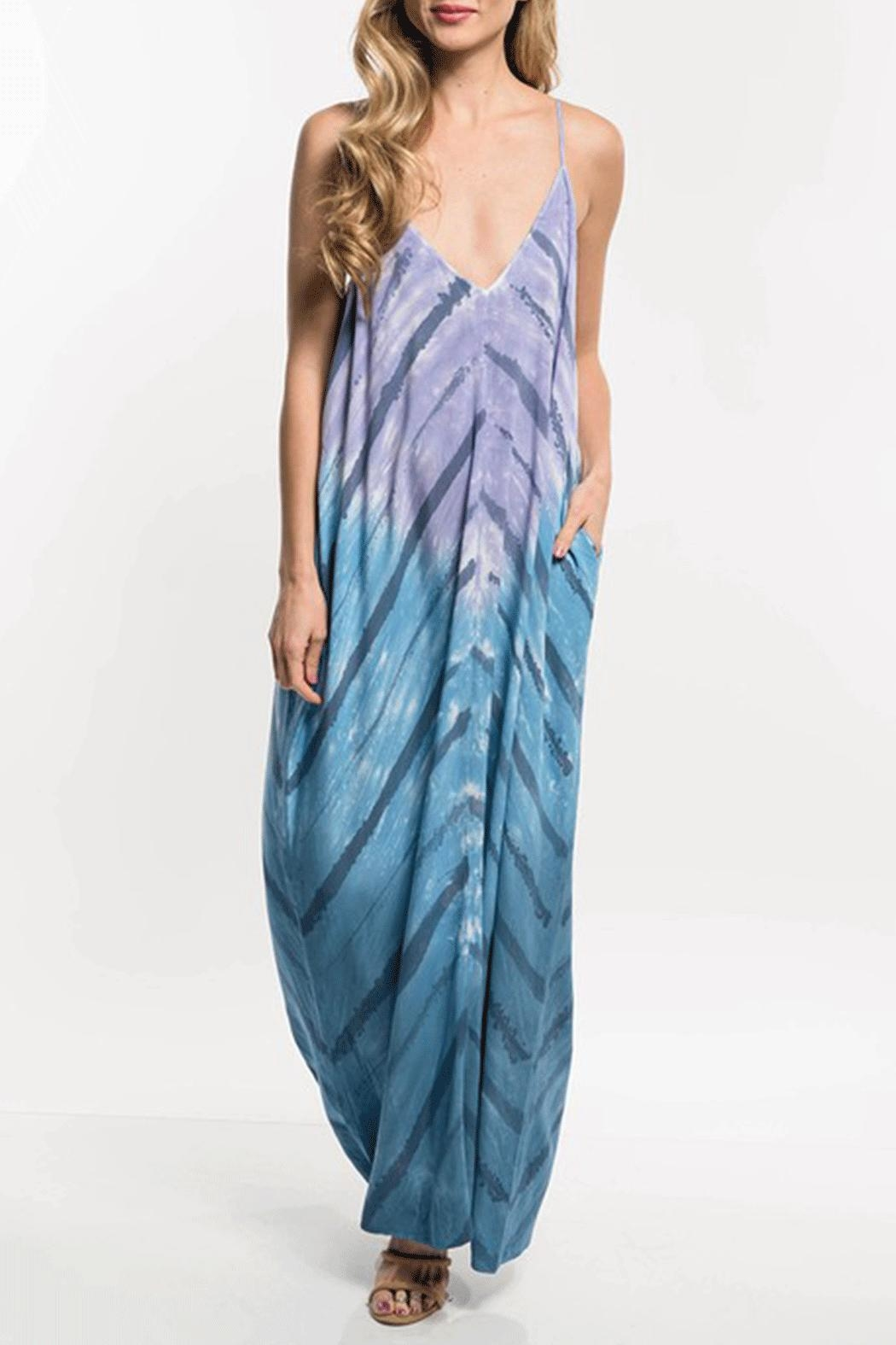 Ambiance Maxi Dress W/pockets - Main Image