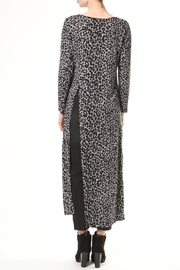Madonna & Co Maxi Knit Tunic - Side cropped