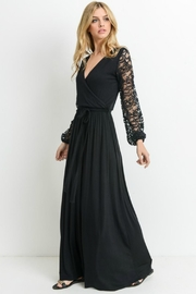 Modern Emporium Maxi Lace Dress - Side cropped