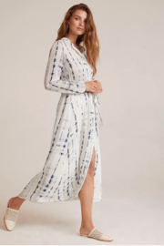 Bella Dahl  Maxi Shirt Dress - Side cropped