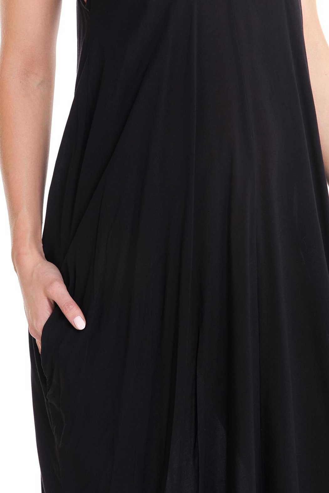 Elan Maxi Sun Dress - Side Cropped Image