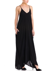 Elan Maxi Sun Dress - Front full body
