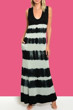 People Outfitter Maxi Tie-Dye Dress - Product List Image
