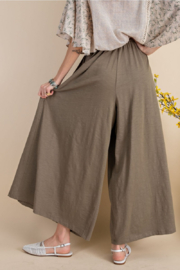 easel  Maxi Wide Leg Pants - Other