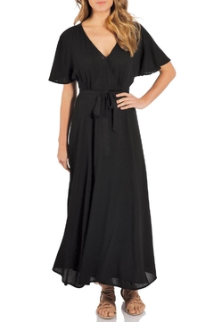 Shoptiques Product: Maxi Wrap Dress