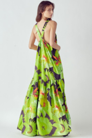 qmp Maxiest Maxi - Back cropped