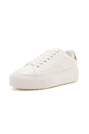 Qupid Maxmino Lace-Up Sneaker - Front full body