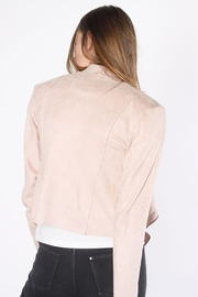 Mod Ref Maxwell Suede Jacket - Side cropped