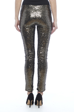 may & july Sequin Pants - Alternate List Image