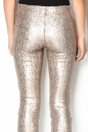 may and july inc Sequin Legging - Other