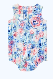 Lilly Pulitzer May Bodysuit - Front full body