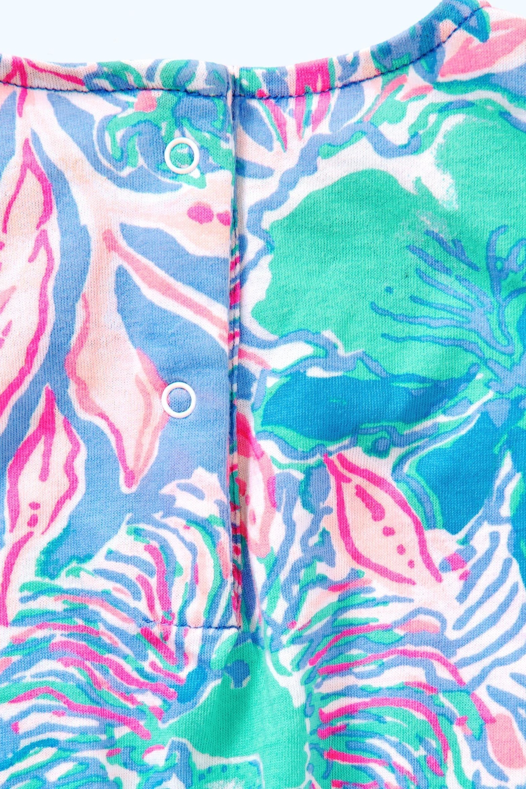 Lilly Pulitzer May Bodysuit - Side Cropped Image