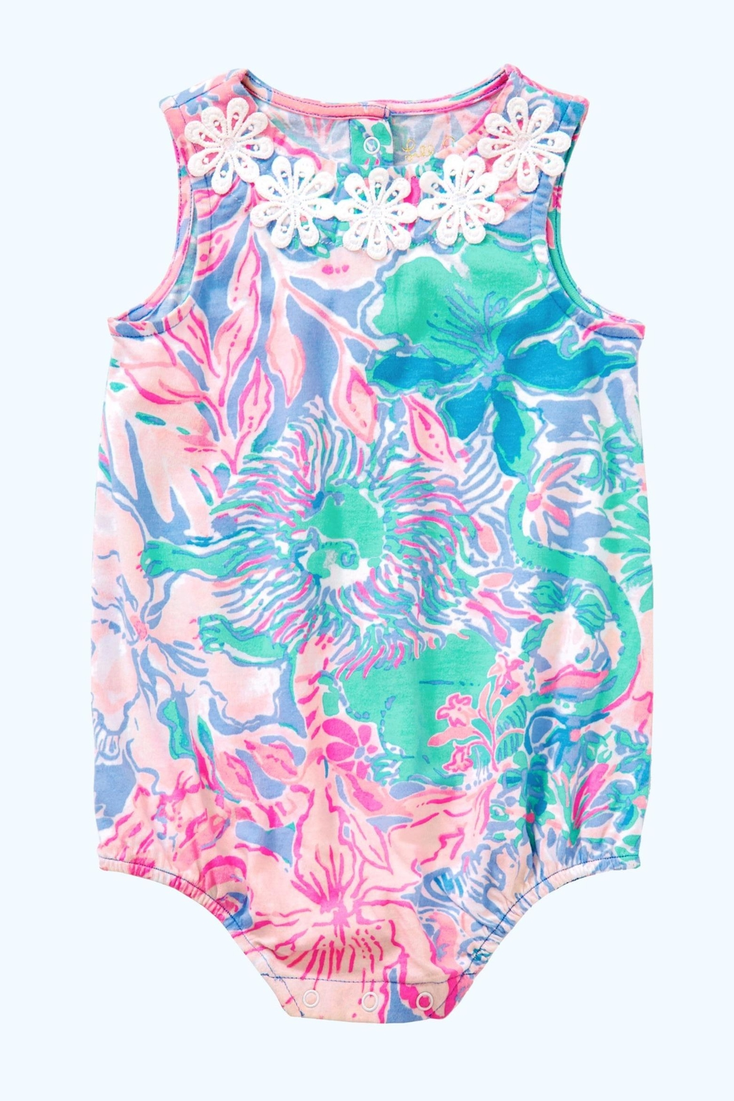 Lilly Pulitzer May Bodysuit - Main Image