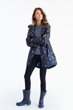Joules May Day Dogs Packaway Rain Jacket - Product List Image