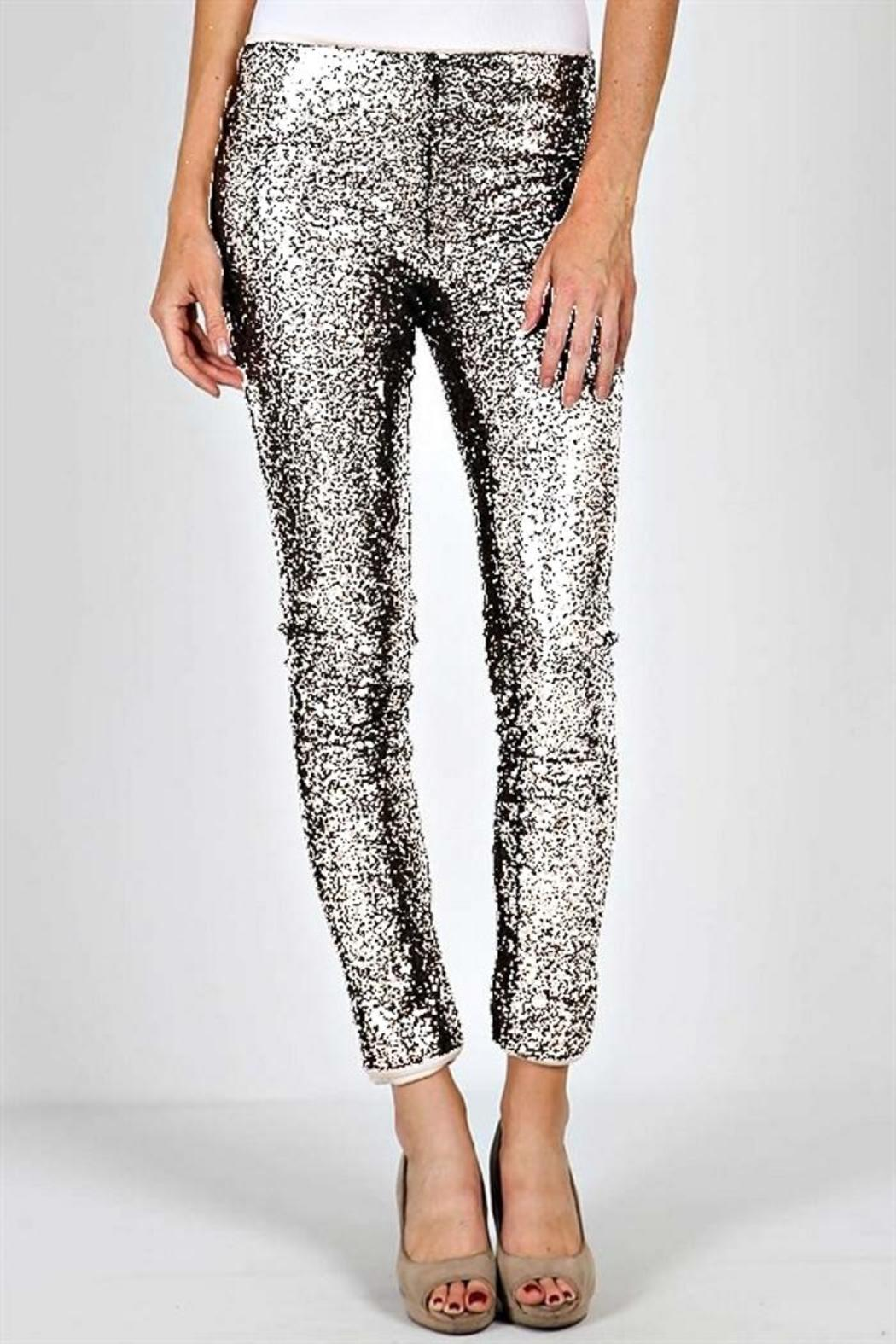 may & july Full Sequin Leggings from Utah by i.Couture ...