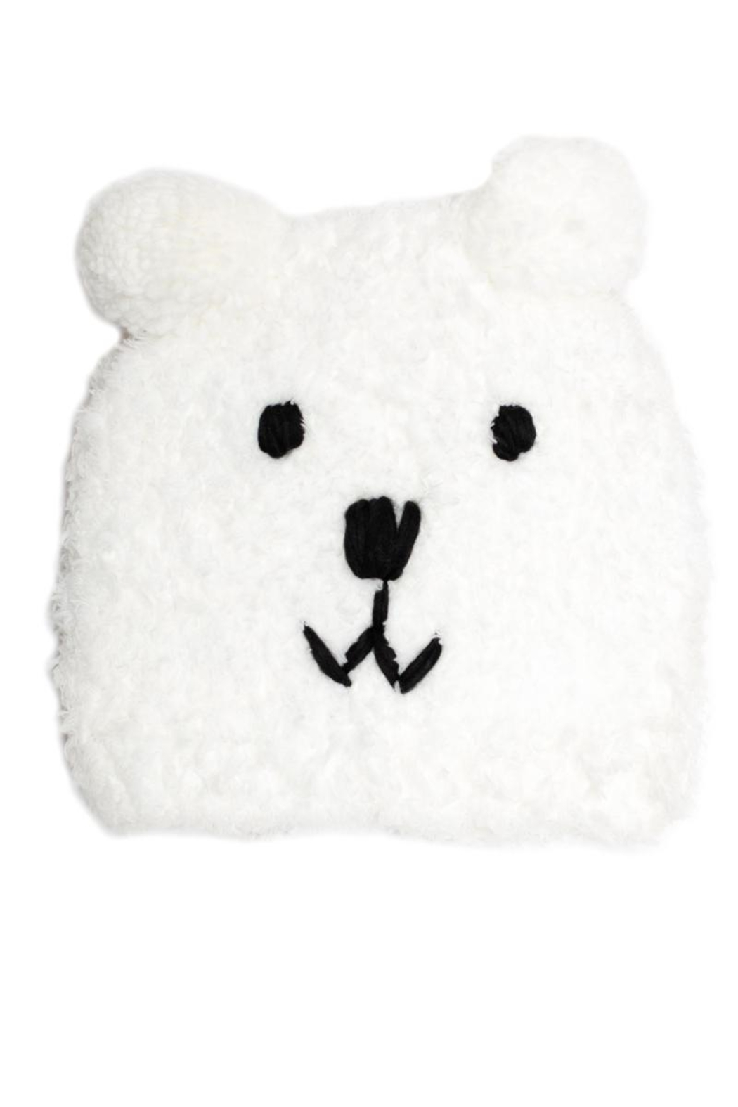 May 23 Bear Knit Beanie - Main Image