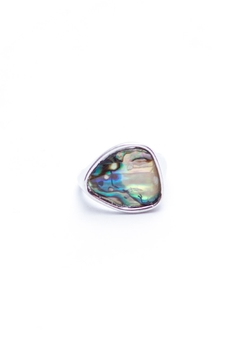 May 23 Bulky Metallic Ring - Product List Image