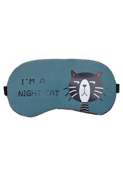 May 23 Cat Eye Mask - Front cropped