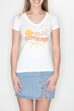 Shoptiques Product: Disappointment Tee