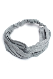 May 23 Grey Knot Headband - Product Mini Image