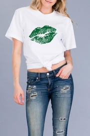 May 23 Irish Lips Tee - Product Mini Image