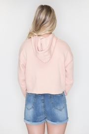 May 23 Just Boss Hoodie - Side cropped