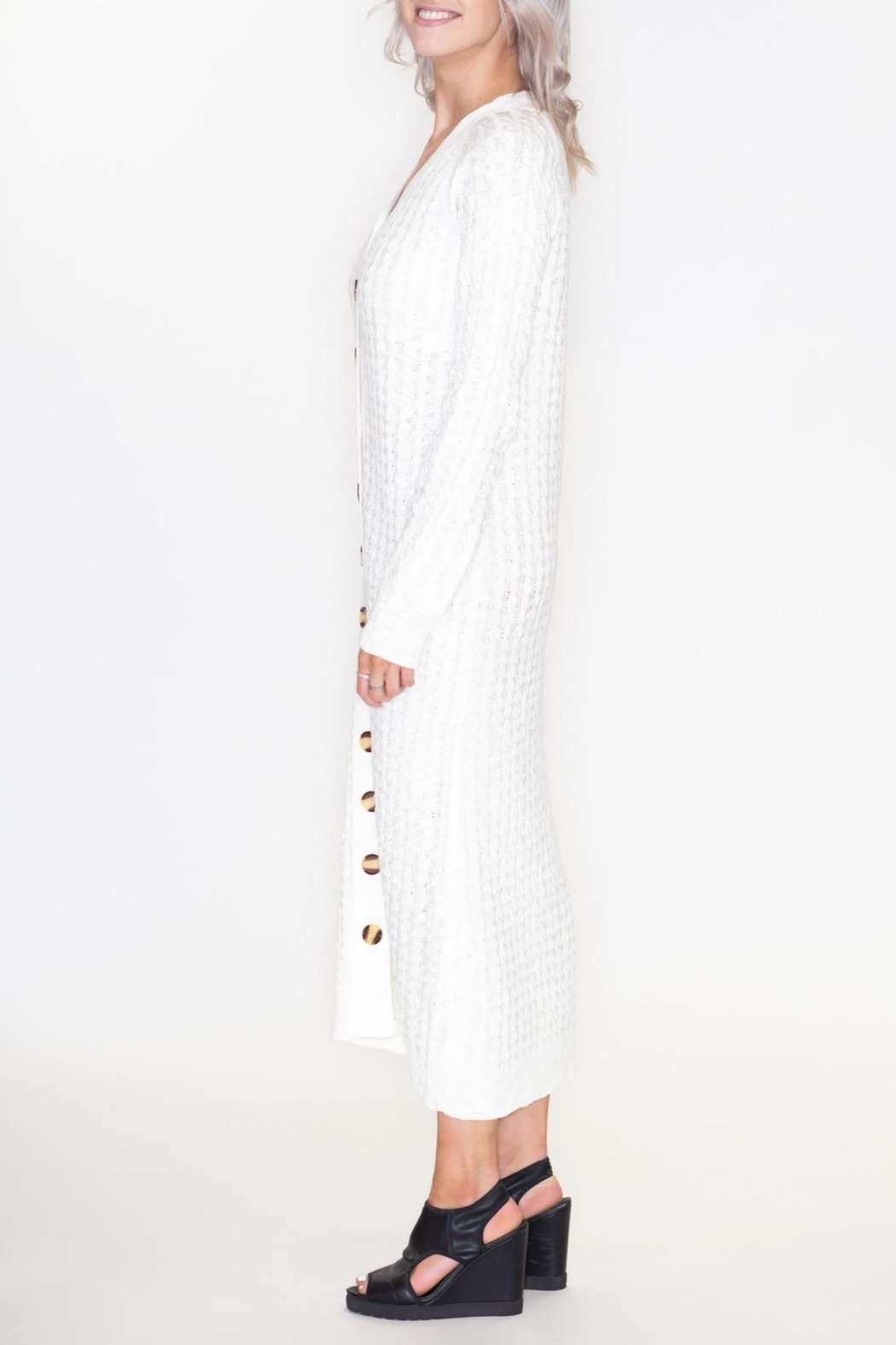 May 23 Maxi Sweater Dress - Front Full Image