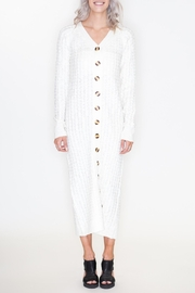 May 23 Maxi Sweater Dress - Front cropped