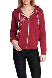 May 23 Snowflake Hoodie - Front cropped