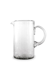 Evergreen Enterprises Maya Clear Pitcher - Front cropped