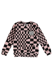 Molo Maya Grid Sweater - Product Mini Image