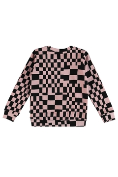 Molo Maya Grid Sweater - Alternate List Image