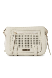 Jeane & Jax Maya Perforated Zip - Product Mini Image