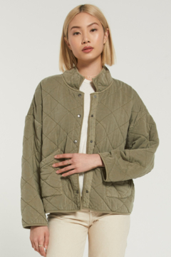 z supply Maya Quilted Jacket - Product List Image