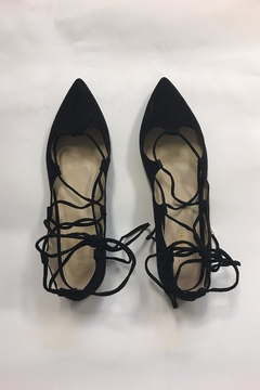 Shoptiques Product: Ballet Lace-Up Shoes