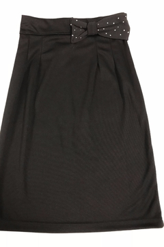 Shoptiques Product: Girl's Bow Skirt