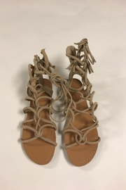 Maya's Place Gladiator Sandals - Front cropped