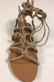 Maya's Place Gladiator Sandals - Front full body