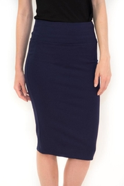 Maya's Place Knee-Length Pencil Skirt - Front cropped