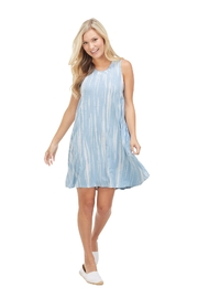 Mud Pie  Maya Tie Dye Dress - Product Mini Image