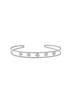 Maya J Star Symbol Cuff - Alternate List Image