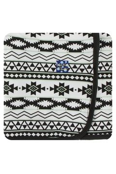 Shoptiques Product: Mayan-Pattern Swaddling Blanket
