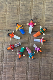 Gift Craft Mayan Worry Doll - Front cropped