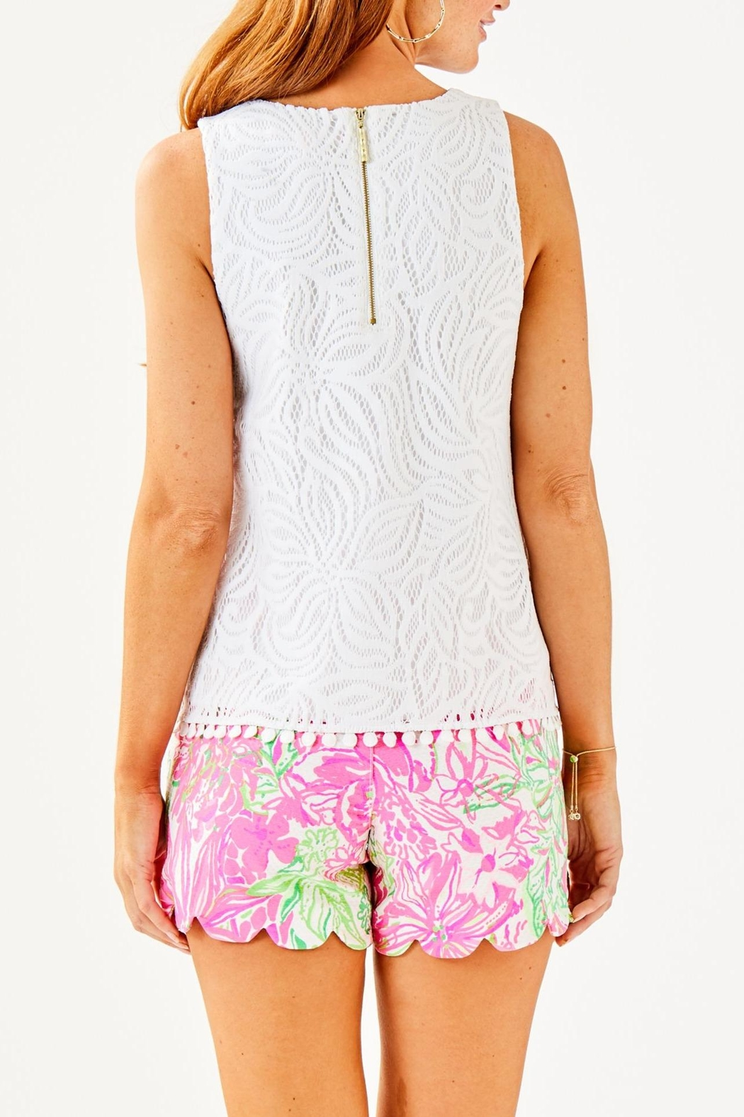 Lilly Pulitzer Maybelle Top - Front Full Image