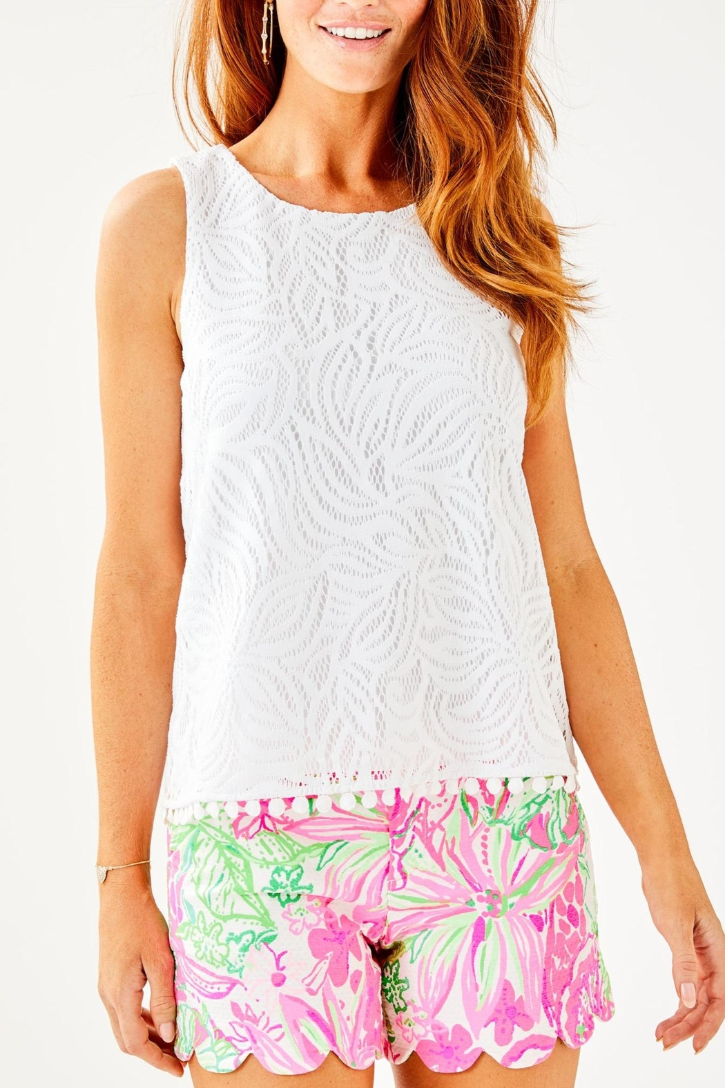 Lilly Pulitzer Maybelle Top - Main Image