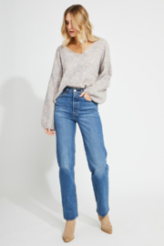 Gentle Fawn Mayer balloon sleeve sweater - Side cropped