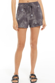 z supply Mayer Cloud Star Short - Front cropped
